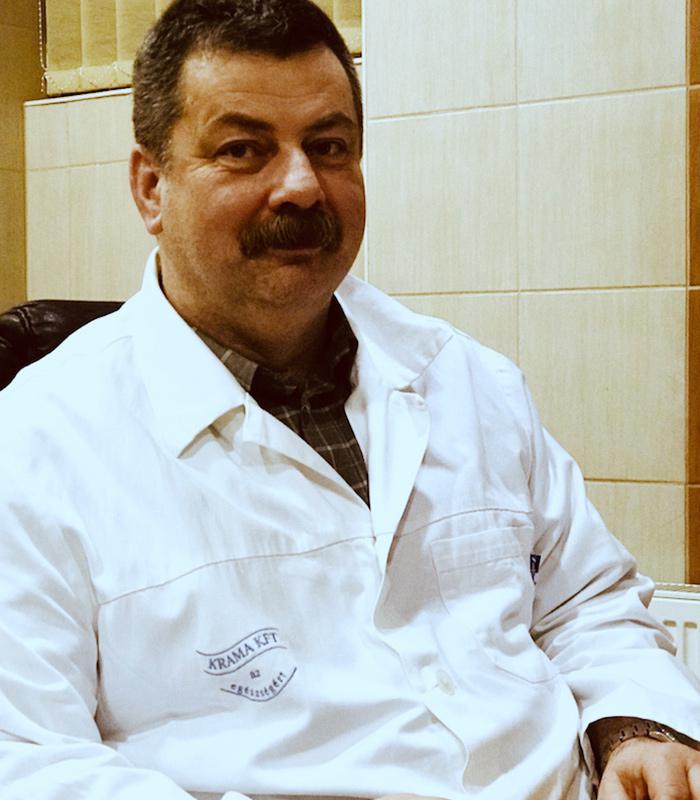 dr. Keszthelyi Attila